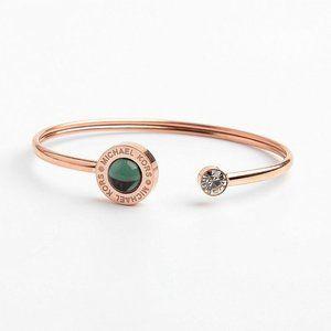 💕Michael Kors Ruby Inlaid Bracelet